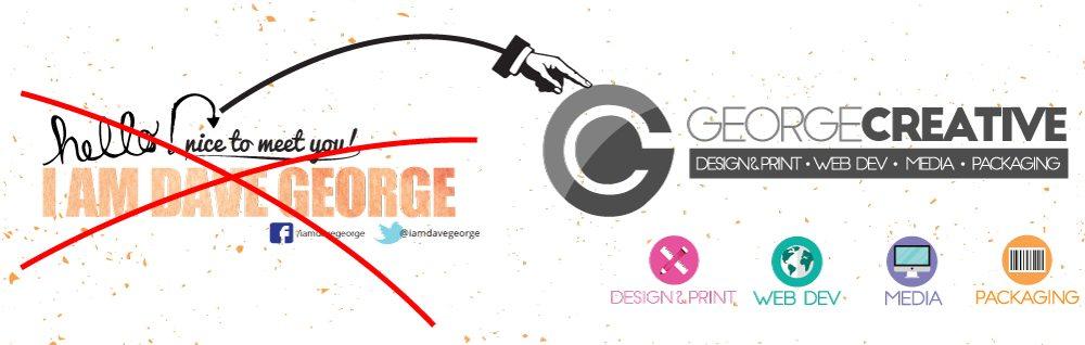 George Creative Is Here!