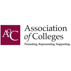 George Creative UK - Association of Colleges Logo