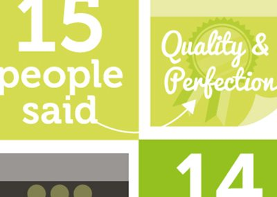 Label Apeel Infographic Design